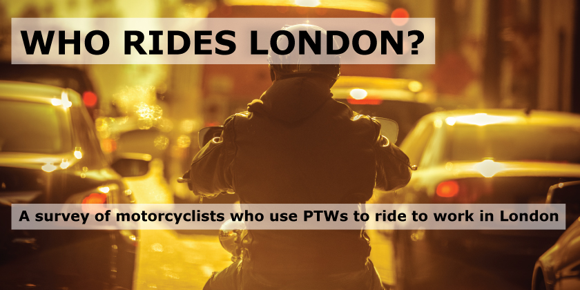Who Rides London? - 2018
