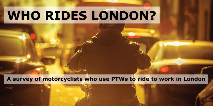 Who Rides London? - 2018